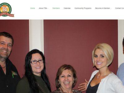 Trinity Business Association - Trinity Website Design client