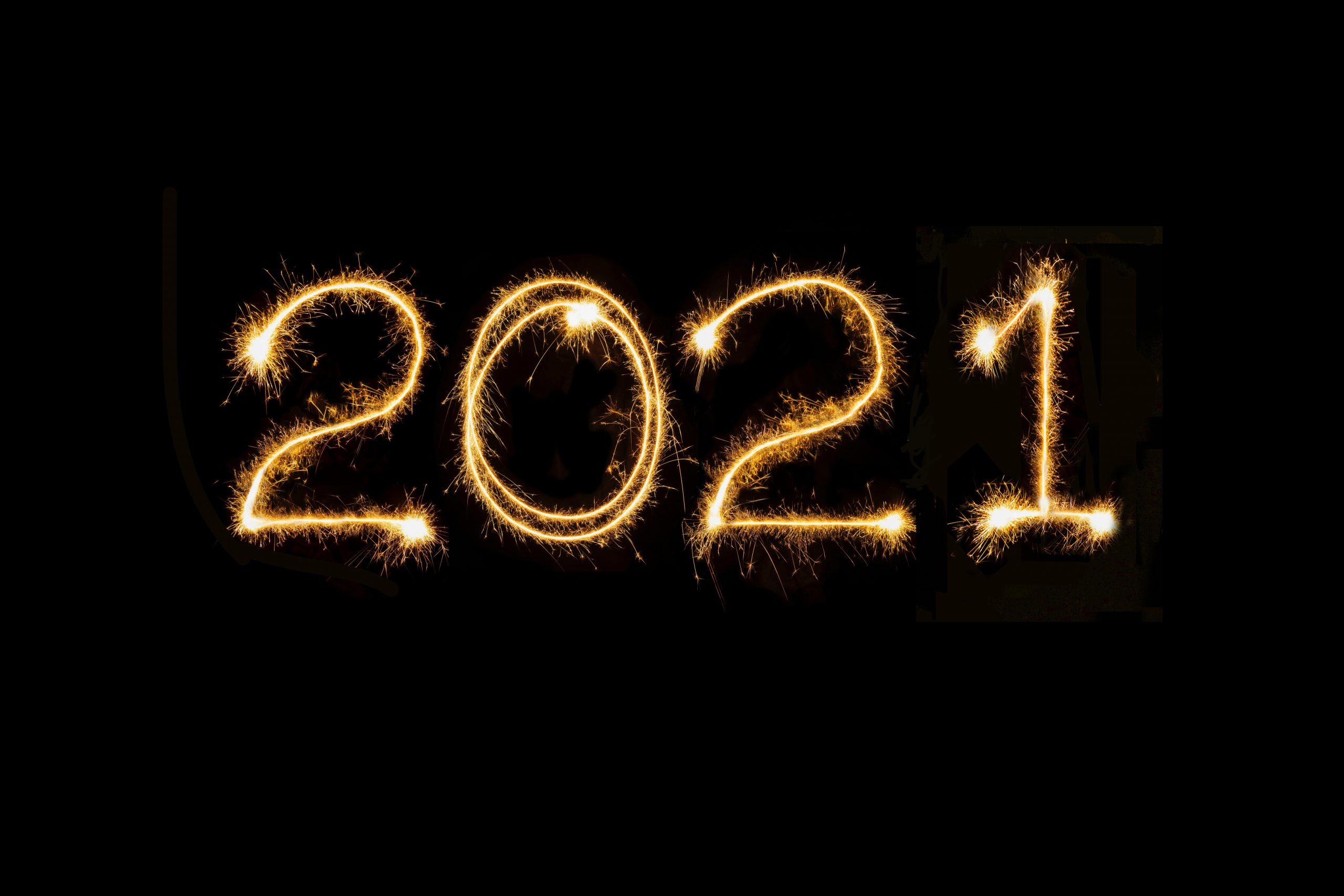 Trinity web design 2021 Goals