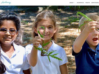 school website design Trinity, Safety Harbor - Ignite Academy